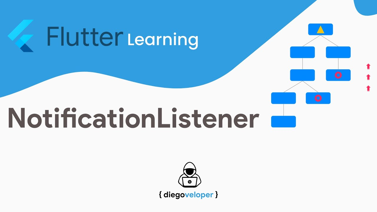Flutter Learning | NotificationListener with Sample