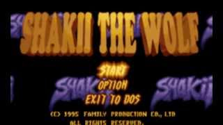 Shakii the Wolf - BOSS TRACK