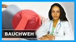 BAUCHSCHMERZEN - was tun? Tipps gegen Bauchweh, Durchfall, Übelkeit & Co.
