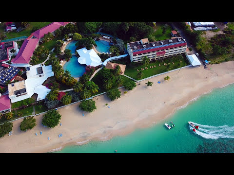 Mavic Pro (4K) Drone Footage of Grenada (Caribbean Island)