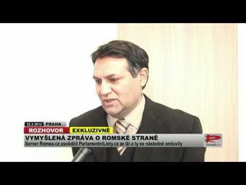 Cyril Koky: Lživá zpráva Parlamentních listů poškodila Romy