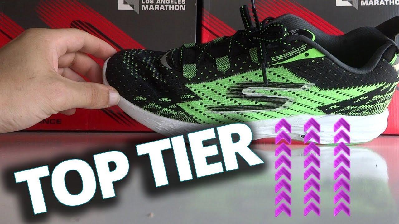 Skechers GOrun 5: ¿mixta o zapatilla para todo? - YouTube
