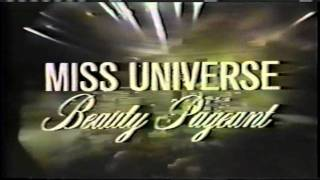 Miss Universe 1975 Opening