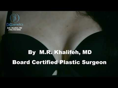 Otoplasty / Ear set back surgery demonstration