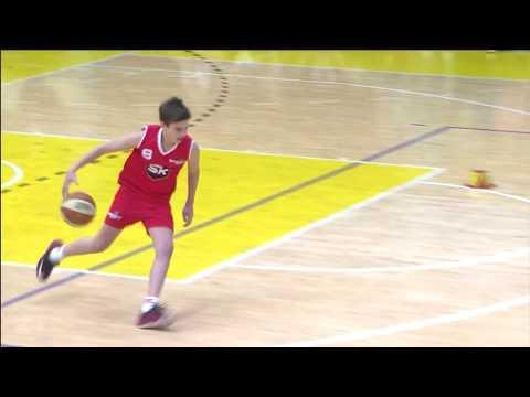 BASKET 4 KIDS | Takmičenje u Driblingu | Basket4Kids Zagreb