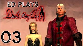 Phantom and Nelo Angelo   Ed Plays Devil May Cry #3   PS3