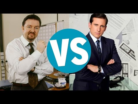 UK Office VS US Office