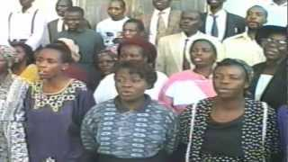 ZIMBABWE AFM Manicaland Central Choir 1