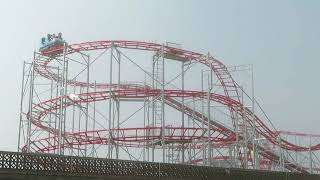 Excessive Trim Brake!  Funland at the Tropicana, Weston-Super-Mare