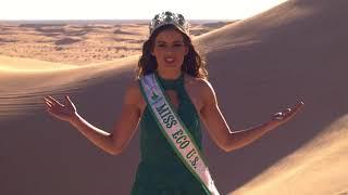 Miss Eco USA 2018 tourism video
