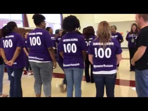 The Tindley Renaissance Academy Morning Meeting Practice Video