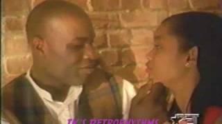 April Harris of Seduction - Stop Pretending (1996 R&B Video)