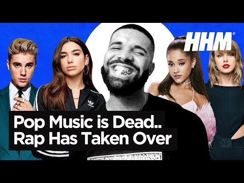 Pop Music Is Dead, Hip Hop Has Taken Over