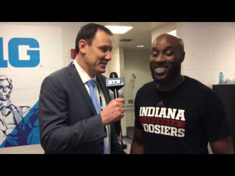 IU Strength & Conditioning Coach Lyonel Anderson Talks Win
