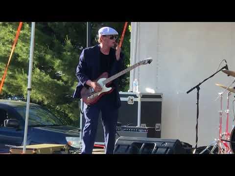 Memphis Lightning at the Maine Blues Festival-2018