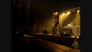 BUSY SIGNAL Pon di edge LIVE REGGAE GEEL 2010
