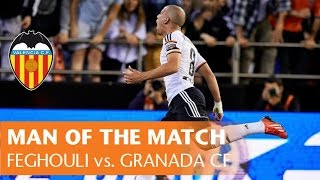 Video Gol Pertandingan Valencia CF vs Granada