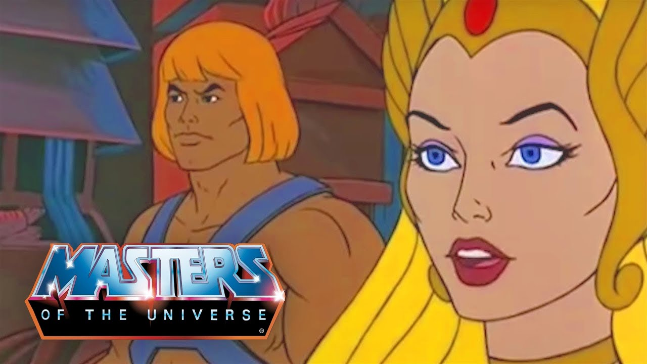 He-Man and She-Ra: The Secret of the Sword | He Man Official  | FULL MOVIE UNCUT | Cartoons for Kids