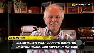 Bleekemolen over F1 2019: Hamilton in Senna-vorm, Verstappen top-drie