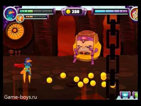 Игровое видео Финес и Ферб миссия Марвел