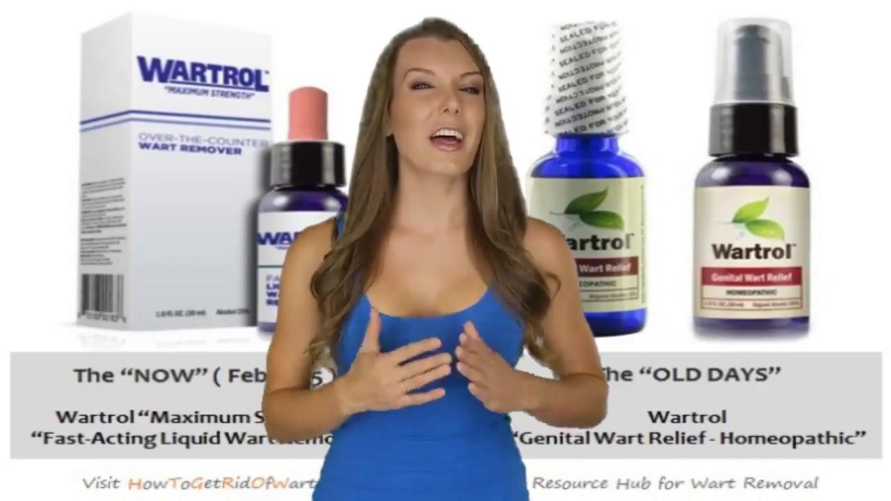 Wartrol For Genital Warts Wartrol Flexigel Youtube