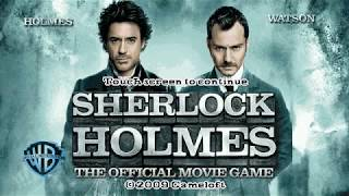 Sherlock Holmes: The Official Movie Game [Touchscreen Java Games]