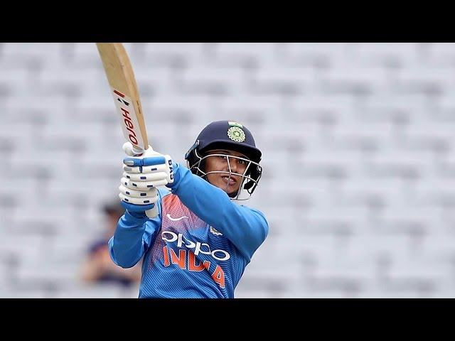 Smriti Mandhana played her role magnificently in the middle-overs - Harsha Bhogle