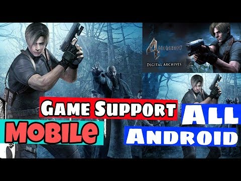 Resident evil 4 Apk & Zip File Download | Boihozard 4 | Android Mobile Game  Support | How