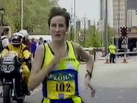 1998 London Marathon 2 hours of highlights