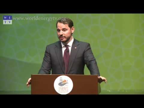 WPC207 | H.E. Berat Albayrak, Minister of Energy and Natural Resources, Turkey, Opening Keynote