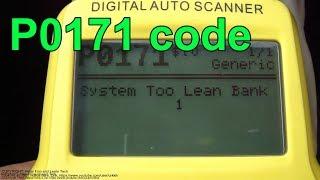 Diagnostic codes p0717 pt1