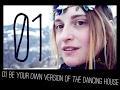 1.  Be Your own version of the dancing house - The Girl With The Flowers