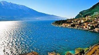 Озеро Гарда. Lago di Garda(Озеро Гарда – живописнейший район Италии, расположенный у подножия южной части Альп. Природа, чистейшая..., 2014-08-07T11:46:26.000Z)