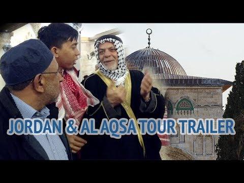MUST WATCH Sabeel Travels Jordan and Jerusalem Tour Documentary COMING SOON
