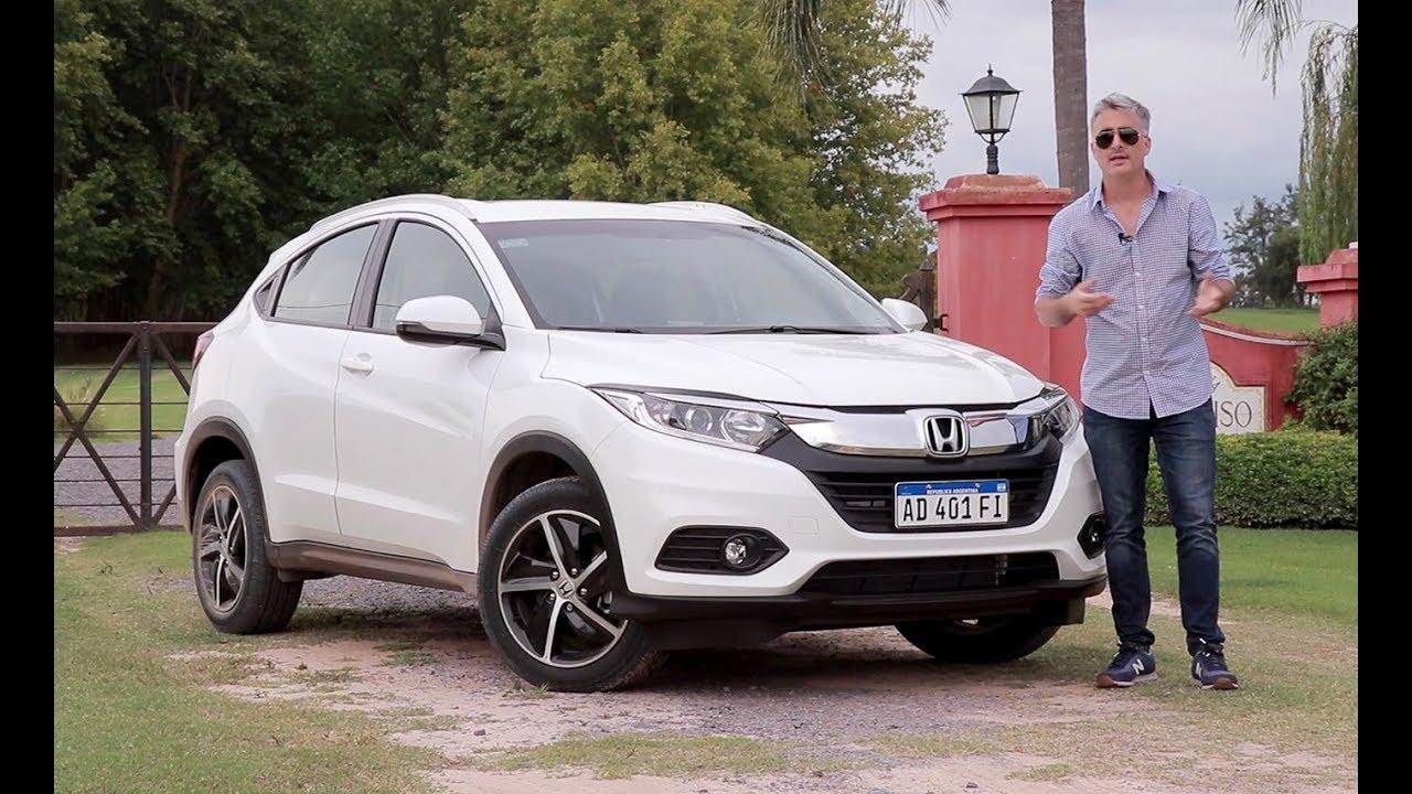 honda hrv 2019 - minitest - mat u00edas antico - tn autos