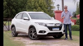 Honda HRV 2019 - Minitest - Matías Antico - TN Autos