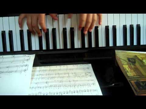 toccata in d minor piano