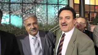 Maher Abdelqader honor Arab American Businessman Yassin Abu Romi