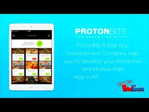 Best iPad App Development Company New York, USA -347-474-6901- ProtonBits