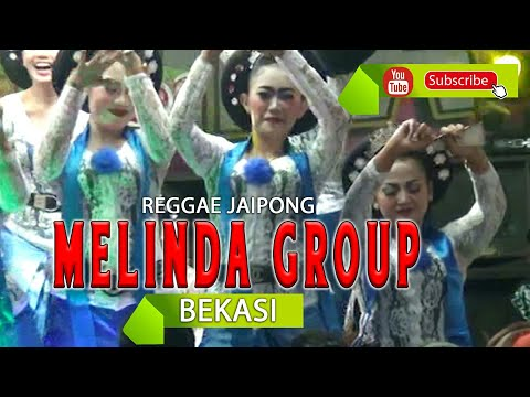 Reggae jaipong melinda group. Kidung salamet.