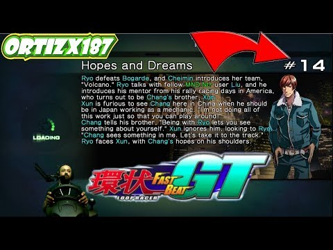 FAST BEAT LOOP RACER GT  環狀賽車GT Ch 3 Hopes And Dreams  #14 Story Mode Pc |