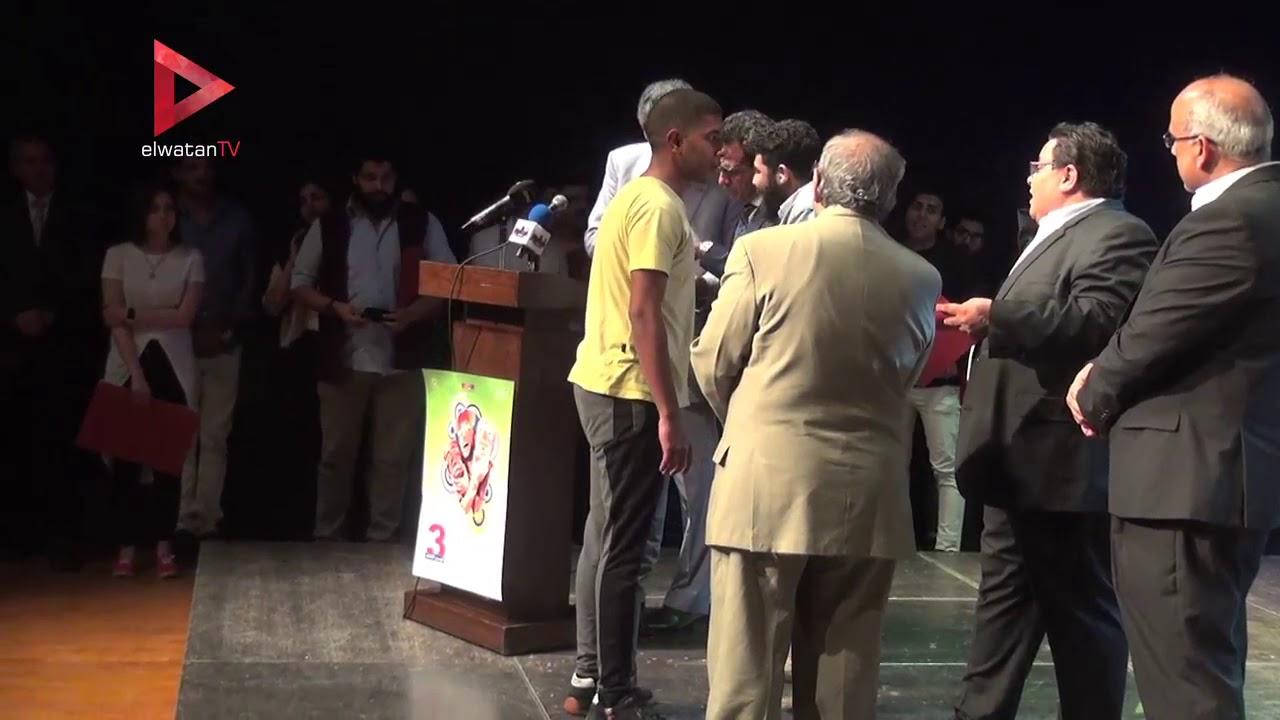الوطن المصرية:ختام مهرجان نجوم المسرح الجامعي بمركز الإبداع