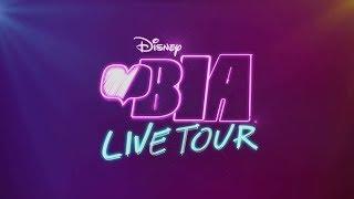 BIA LIVE TOUR - BACKSTAGE SHOOTING