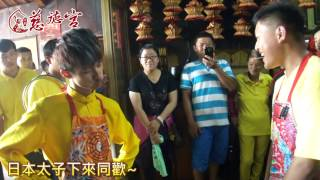 鹿港慈德宮(20160702) - 丙申年五月廿八日 周家蓮花太子 蒞臨參香