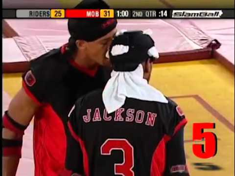 Top 10 SlamBall Hits of all Time