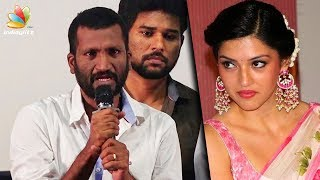 Why I cut the heroine out of the film : Suseenthiran Emotional Speech | Nenjil Thunivu Irunthal