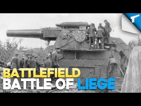 Battles of WWI - Battle of Liege | Battlefield |