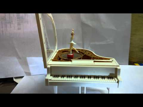 Classical Piano Toy Music Machine and Gift