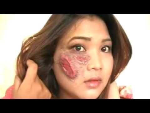 Halloween Look Plastic Surgery Gone Wrong Youtube