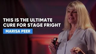 Video This Is The Ultimate Cure For Stage Fright | Marisa Peer download MP3, 3GP, MP4, WEBM, AVI, FLV September 2018